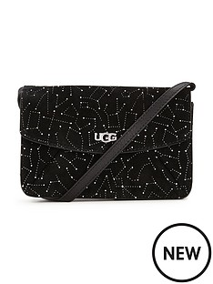 ugg-australia-leni-constellation-crossbody-bag-black