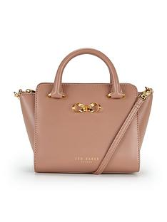 ted-baker-leather-mini-bow-tote-bag