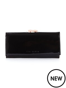 ted-baker-patent-leather-matinee-purse