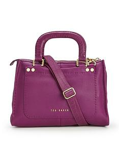 ted-baker-leather-stab-stitch-tote-bag