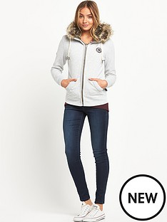 superdry-appliquampeacute-luxe-fur-ziphood