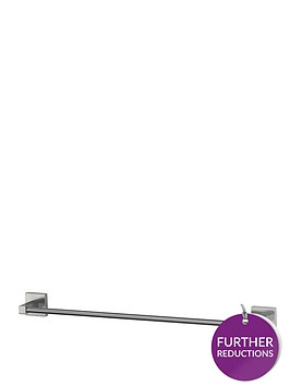 aqualux-haceka-mezzo-tec-towel-rail-600-mm-chrome