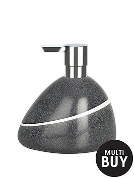 spirella-etna-soap-dispenser-stone