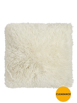 catherine-lansfield-cuddly-cushion-cream