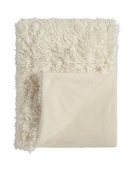 catherine-lansfield-cuddly-throw-cream