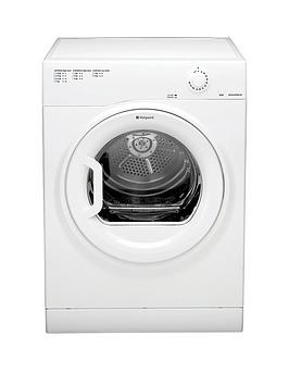 Hotpoint Hotpoint Aquarius Tvfm70Bgp 7Kg Load Vented Tumble Dryer - White Picture