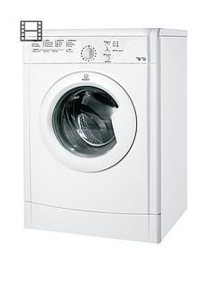 indesit-idvl75br-7kg-vented-sensor-dryer-white