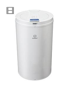 indesit-isdp429-4kg-freestanding-spin-dryer