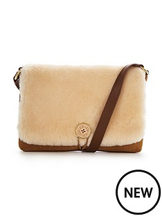 ugg-australia-ugg-bailey-shearling-crossbody-bag-chestnut