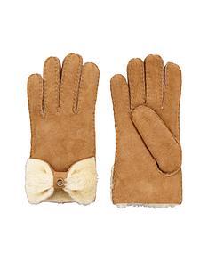 ugg-australia-shearling-bow-glove