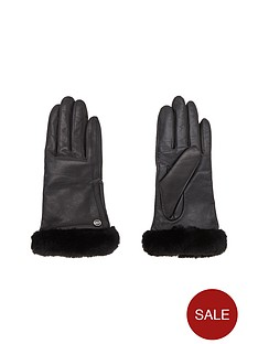 ugg-australia-classic-leather-smart-glove