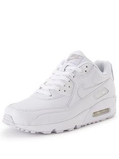 nike-air-max-90-mens-leather-trainers