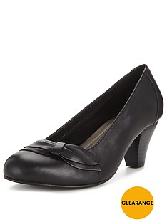 foot-cushion-tonia-mid-heel-leather-court-black-wide-fit