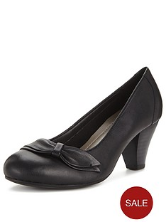 foot-cushion-tonia-mid-heel-leather-court-black-std-fit