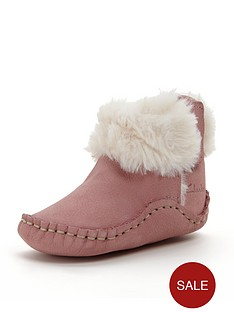 clarks-baby-girls-cuddle-booties-pram-shoes