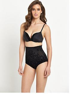 triumph-sheer-velvet-sensation-high-waist-shaping-panty