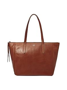 fossil-sydney-leather-shopper