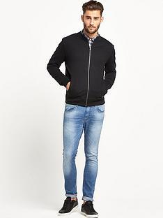 goodsouls-goodsouls-mens-jersey-bomber-jacket-black