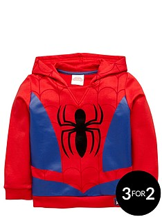 spiderman-boys-spiderman-hoodie