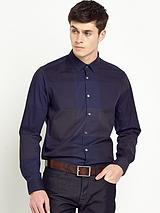 Large Check Long Sleeve Shirt