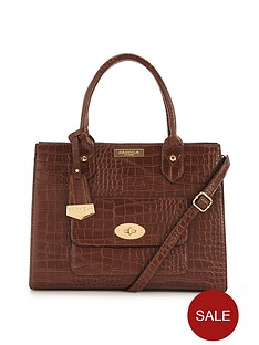 carvela-front-pocket-tote-bag