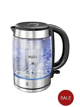 russell-hobbs-20760-purity-glass-brita-kettle