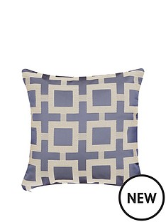newham-woven-cushion-blue-43x43