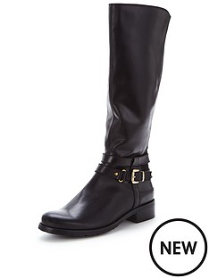 clarks-nessa-abbey-black-knee-boot