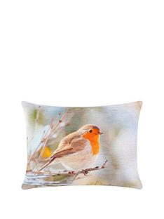 red-robin-cushion-30x40