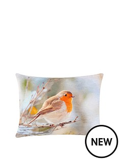 red-robin-cushion-30x40