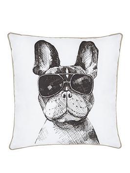 punky-dog-cushion