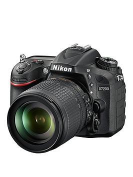 Nikon Nikon D7200 24.2 Megapixel Dslr Camera + 18-105Mm Lens - Black Picture