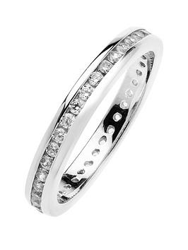 The Love Silver Collection The Love Silver Collection Rhodium-Plated  ... Picture