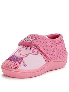 peppa-pig-girls-embellished-glitter-slippers