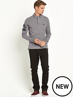superdry-superdry-classic-ivy-league-long-sleeve-polo