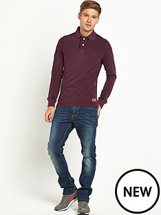 superdry-superdry-vintage-destroyed-long-sleeve-hit-polo