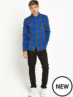 superdry-superdry-flannagan-forest-long-sleeve-shirt
