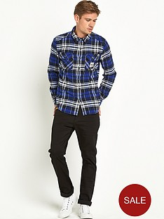 superdry-milled-flannel-long-sleeve-shirt