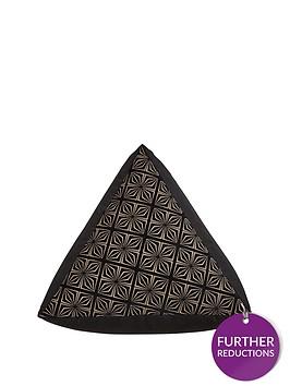 samba-triangle-pouffe-ndash-black