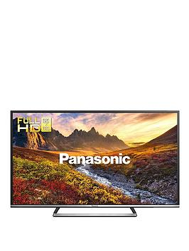 panasonic-viera-tx-50cs520b-50-inch-full-hd-led-freeview-hd-with-freetime-smart-tv-with-built-in-wi-fi-black