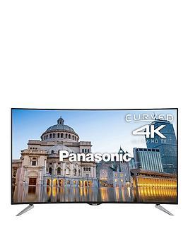 panasonic-viera-tx-55cr430b-55-inch-freeview-hd-smart-led-curved-4k-ultra-hd-tv-black