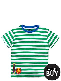 ladybird-stripe-tee-green