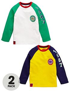 ladybird-boys-long-sleeve-racing-tops-2-pack