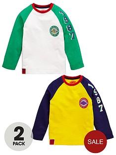 ladybird-boys-long-sleeve-racing-tops-2-pack