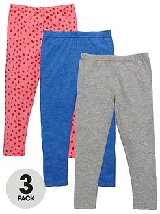 ladybird-ladybird-toddler-girls-3-pack-mix-up-leggings-1-7-yearsnbsp