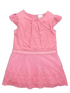 ladybird-girls-pretty-lace-trim-dress-12-months--7-years