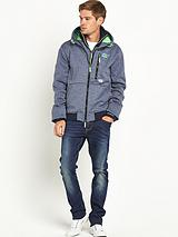 Superdry Ascent Zip Hooded Jacket