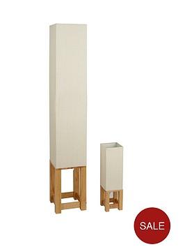 monterey-linen-floor-and-table-lamp