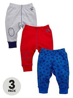 ladybird-baby-boys-3-pack-skull-jersey-jog-pants