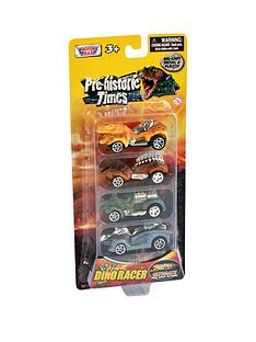 4-pack-of-3quot-pull-back-dino-race-cars
